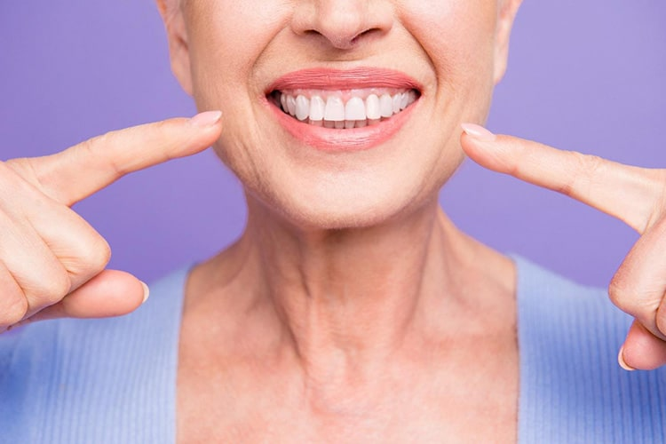 TeethXpress All on Four implant Supported Immediate Dentures